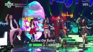 Video (ENG SUB) Blackpink and JYP dance That girl with Yonghwa download MP3, 3GP, MP4, WEBM, AVI, FLV Oktober 2017