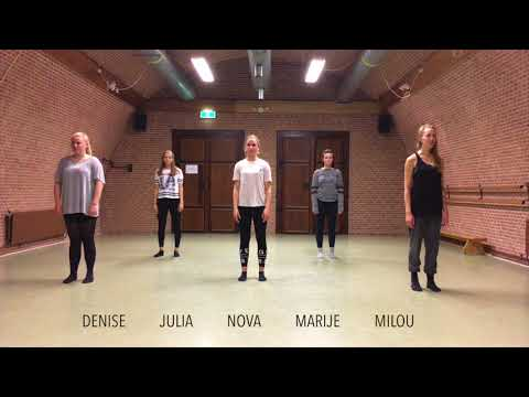 PUUR By Dinne Groothuis: Maddie Wilson - Scars To Your Beautiful | Contemporary Choreography