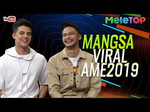 Jabir mangsa viral sebab AME2019  Syafiq Kyle & Jabir Mefta  MeleTOP  Nabil & Neelofa