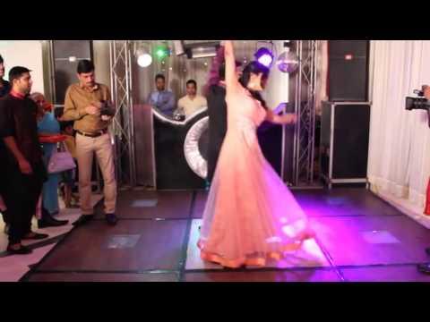 Hua hai aaj pehli baar couple dance wedding performance   YouTube