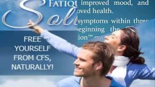 Chronic Fatigue Syndrome Solution - cfs treatment