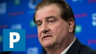Vancouver Canucks GM Jim Benning on three-year contract extension | The Province
