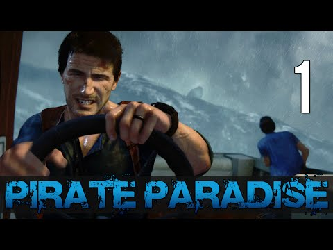 [1] Pirate Paradise (Let's Play Uncharted 4: A Thief's End w/ GaLm)