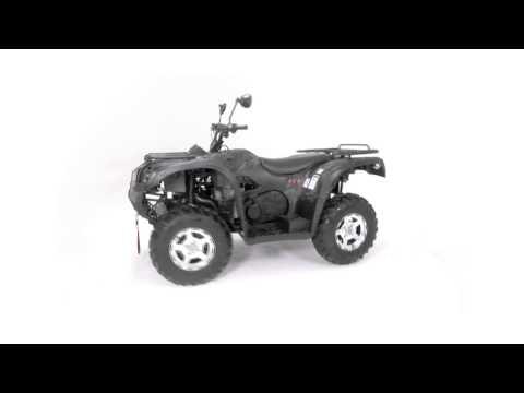 Квадроцикл HISUN ATV 500 U
