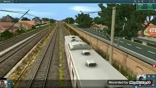 Kereta api Indonesia Trainz simulator Indonesia Android