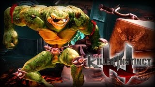 WHY ARE THEY SO STRONG?! (Killer Instinct)