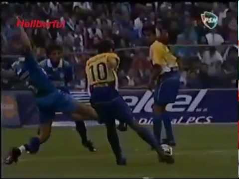 CRUZ AZUL vs BOCA JUNIORS Final Copa Libertadores 2001