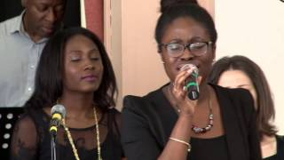 Four Days Late [Live] - Harvestime Church Choir Surrey UK