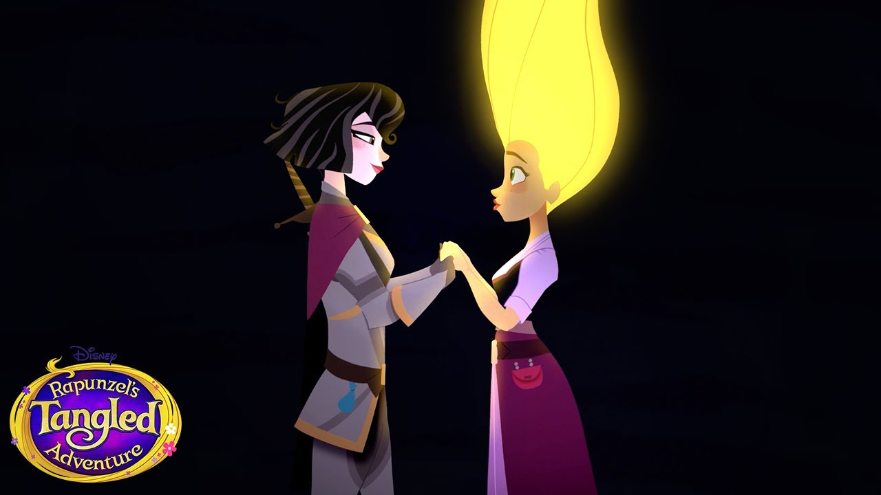 The Ultimate Betrayal Rapunzel S Tangled Adventure Disney Channel Youtube
