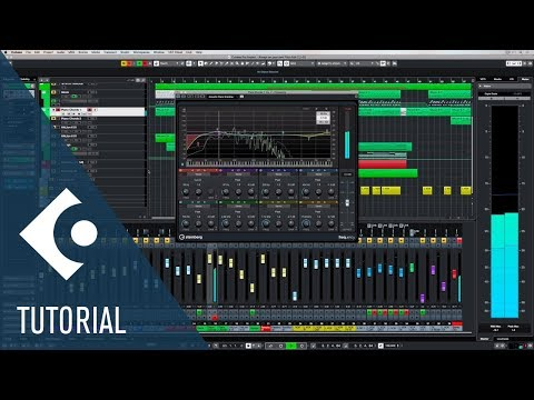 Frequency | Effects and Plug-ins Included in Cubase