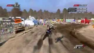 [FR] GamePlay : Online MXGP - The Official Motocross VideoGame (PC HD).