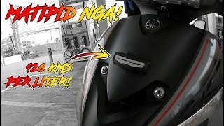 RIDING YAMAHA SIGHT ON NAGA, POLAGUI AND LEGAZPI | STARK'S TOTAL KILOMETER PER LITER