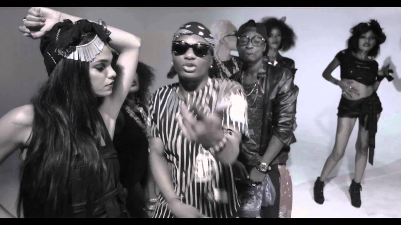 Download ShayDee feat WizKid - Won Gbo Mi (OFFICIAL VIDEO)