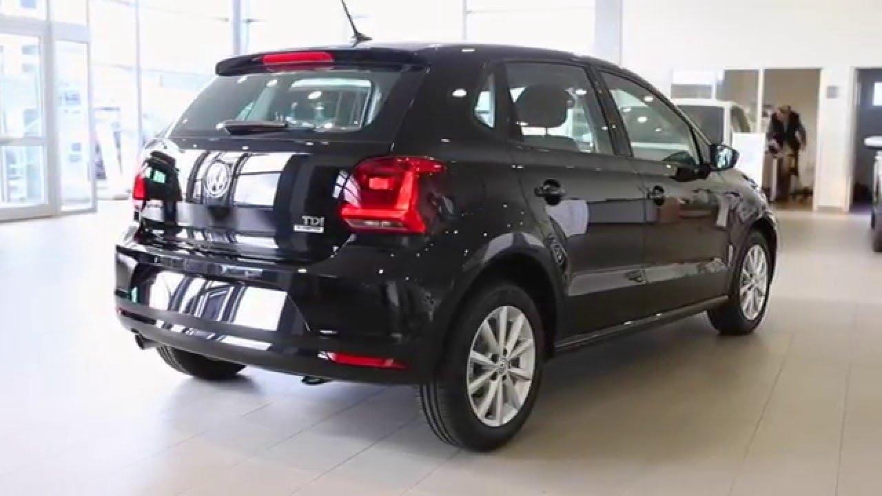 Volkswagen polo 1 4 tdi 90 bluemotion technology noir uni lounge 1088 youtube - Garage mercedes deauville ...