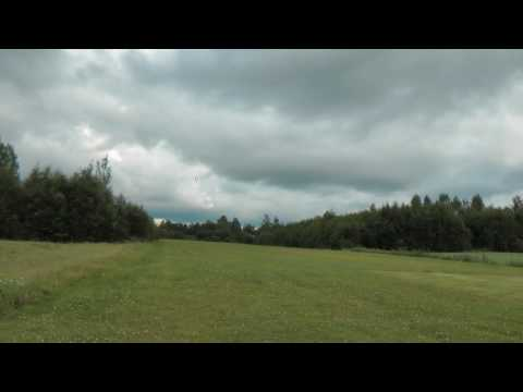 Pilatus B4 aerobatic at Edsbyn airfield