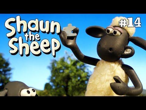 Hilangnya satu bagian - Shaun the Sheep [Missing Piece]
