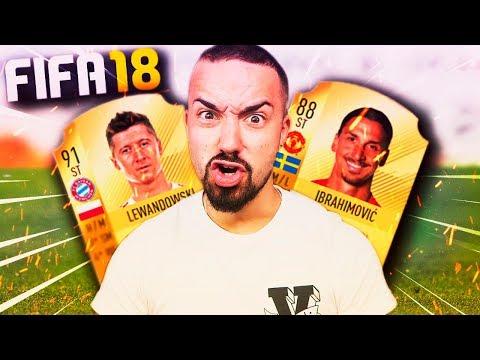 TANTO ESTOU ALEGRE COMO AZIADO ! FIFA 18 UT !
