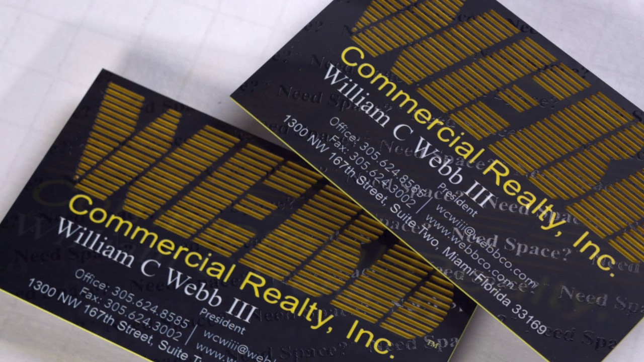 22 Real Estate Business Cards That Close Deals
