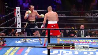FULL FIGHT: Beibut Shumenov vs B.J. Flores - 7/25/2015 - PBC on NBCSN