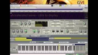 CV PIANO by TASCAM