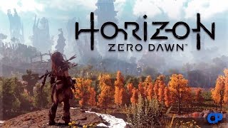 Horizon: Zero Dawn | PS4 PRO Enhanced Mode | Road to Platinum | Exploring.