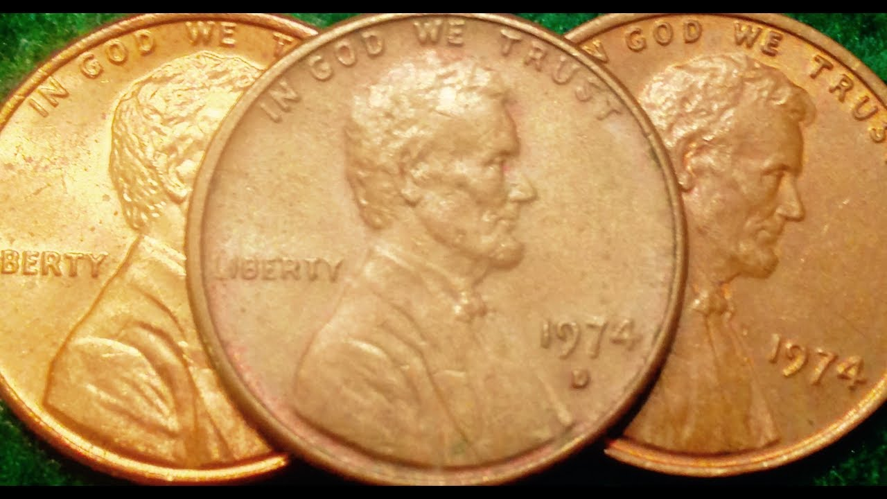 1974-D Penny- Very Rare Experimental Aluminum Cents Are Out There
