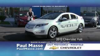Paul Masse Chevrolet October Commercial thumbnail