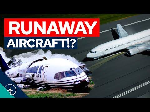 Uncontrolled Acceleration AFTER Landing | Britannia Airways Flight 226A