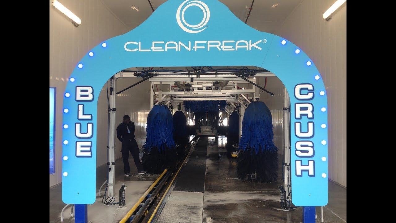 Clean freak car wash phoenix / Atlantic city winter