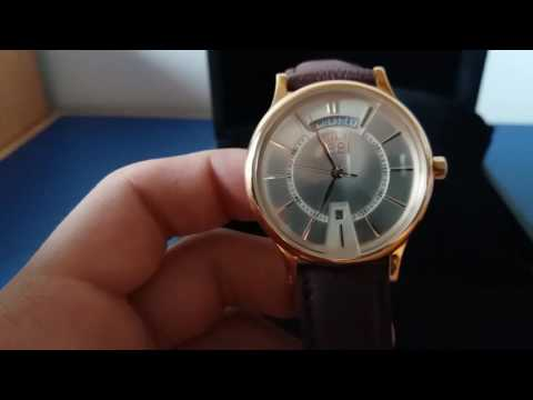 58e7843a3 Cerruti 1881 Watch Review - YouTube