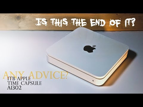 Apple Time Capsule - Is It OVER?