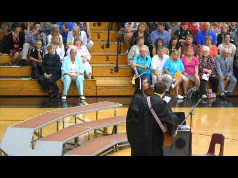 South Vermillion High School 2013 Graduation|Dalton and Brianna