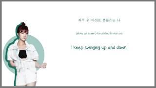 Up & Down - EXID - Han | Rom | Eng Color Coded Lyrics Sub