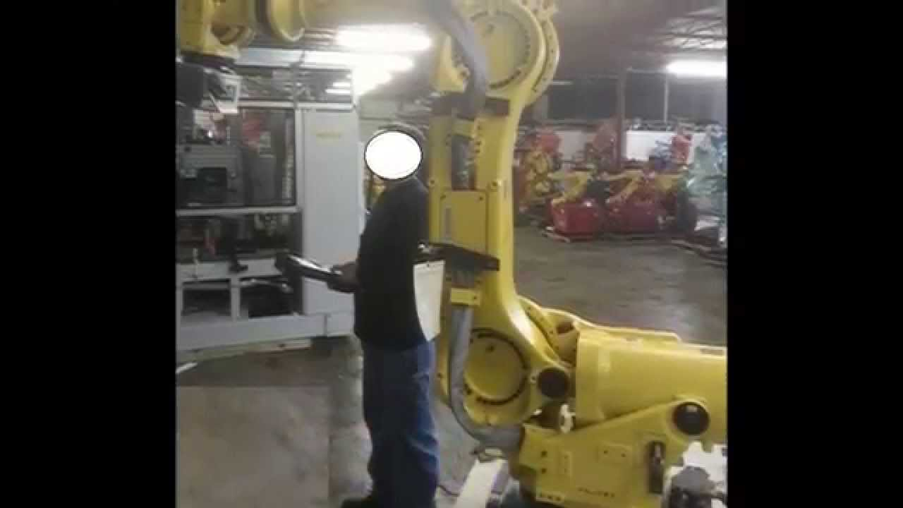 Used Robots For Sale Fanuc ABB Motoman Welding Material handling Robots  Universal Robotic Inc