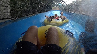 Thunder River Water Slide at Wet World Water Park