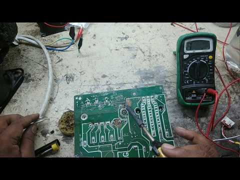 E61 Error Code SOLVED!!! GE Front Load Washer Washing