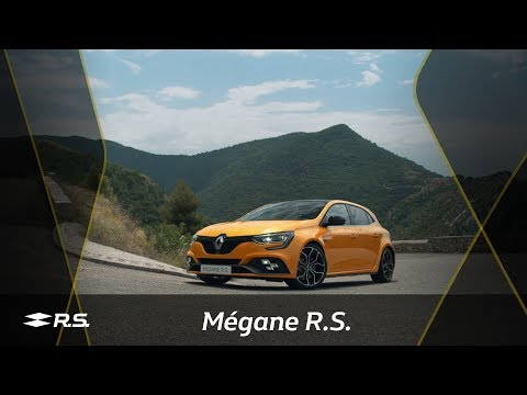 New Megane R.S.: Discover how the car conquer every corner