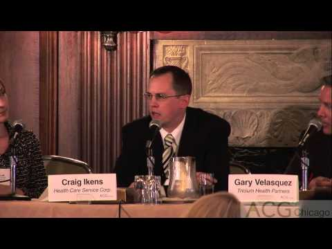 2012 Healthcare M&A Conference: Payer-Payer Services