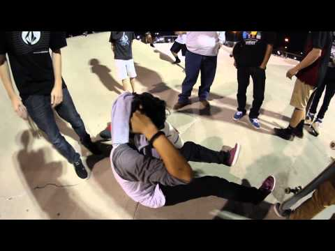 Skater Fail ! Head Hit off 6 ft Drop ! HARD HIT ! Skateboarding skateboard