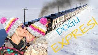 Kars ve Doğu Ekspresi Maceramız!! :) VLOG