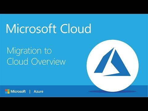 Migration to Cloud Overview