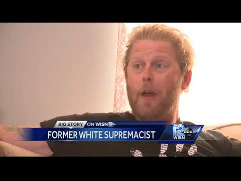 Former white supremacist offers advice on how to deal with racists