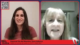 Entrevista a Sara Federico