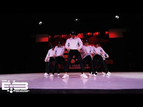 [3rd Place] BYOB PS 2016 | Wilfrid Laurier University - Alias #BYOBdance