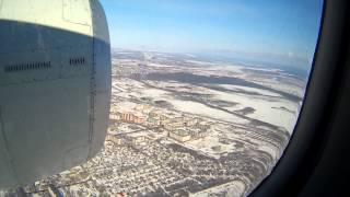 Пулково (ULLI) - Талаги (ULAA) Ан-148-100В
