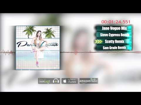 JANE VOGUE & STEVE CYPRESS - Paris Latino (PREVIEW All Mixes)