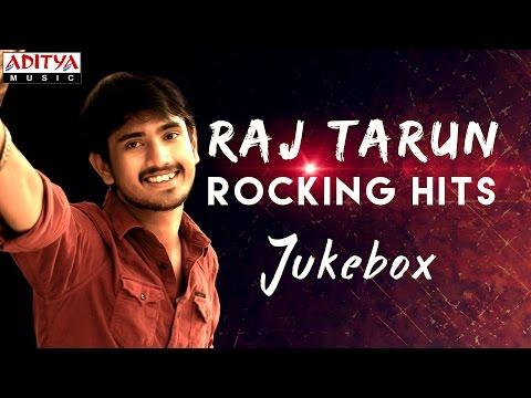 Raj Tarun Rocking Hits || Telugu Hit Songs Jukebox