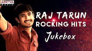 Raj Tarun Rocking Hits    Telugu Hit Songs Jukebox