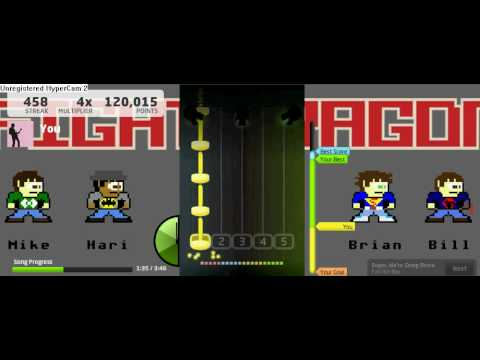 Jam Legend - The Faster The Treadmill by I Fight Dragons, Insane, 97%