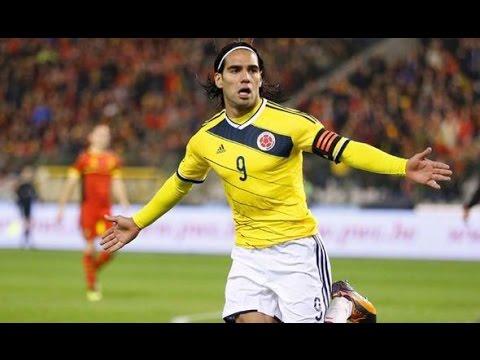 Radamel Falcao top 10 amazing goals